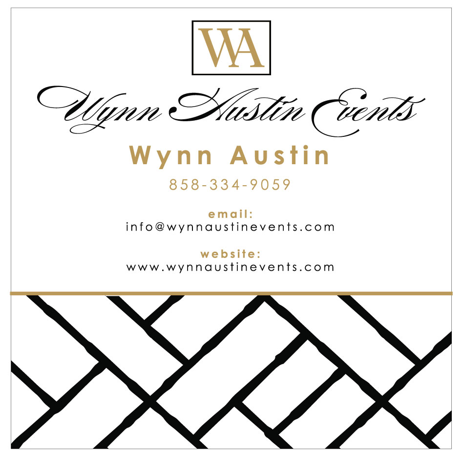 Wynn Austin Business Card