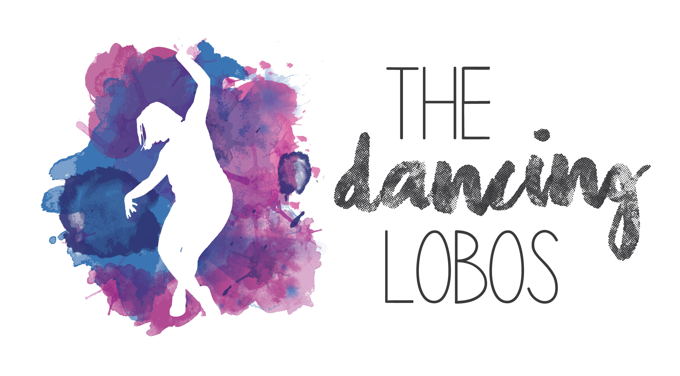 "Logo for ""The Dancing Lobos"""